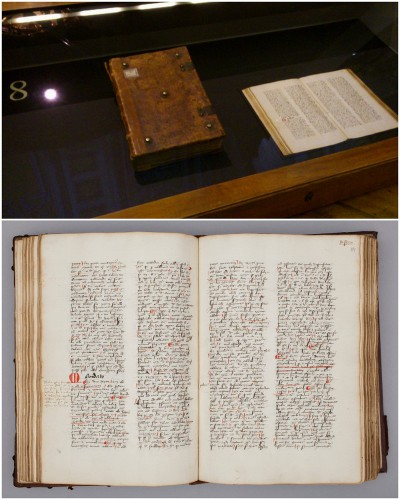 Cod. 193 (Hübl 163), fol. 83v/84r