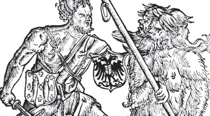 500 Jahre Schülertheater bei den Schotten und der Humanist Benedictus Chelidonius