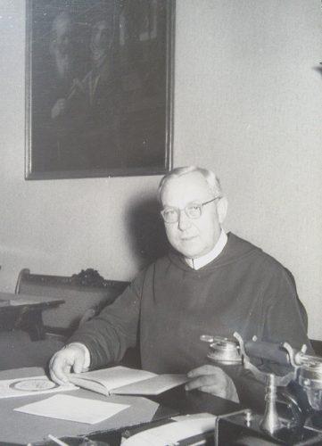 P. Wilhelm Sekyra (ca. 1955)