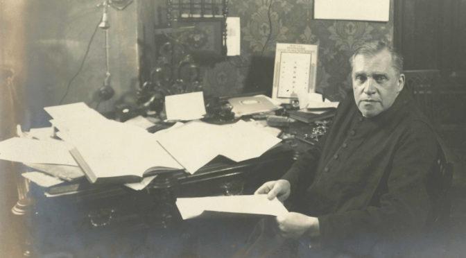 P. Albert Hübl – Bibliothekar, Archivar, Gymnasialdirektor
