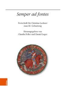 Festschrift Semper ad fontes